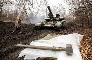 Komoly amerikai segítséget kap az ukrán hadsereg