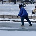 Hol lehet korcsolyázni a Balatonon?