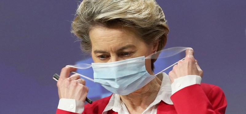 Ursula von der Leyen furcsa indokkal mondott le arról, hogy kiálljon Ukrajna függetlensége mellett