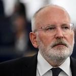 Timmermans: Az EP-választás küzdelem a kontinens lelkéért