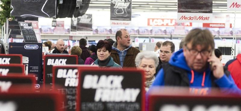 Black Friday: leállt a Media Markt webáruháza, senki nem tud rendelni [frissítve]