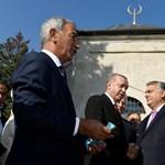 Gül Babát méltatta Orbán és Erdogan a türbeavatáson