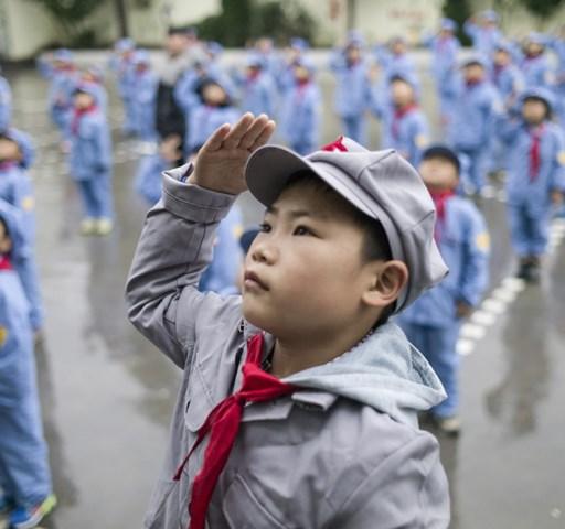 Mindennapok a Vörös Hadsereg Általános Iskolában