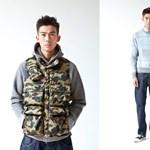 Militarista minta és polgári pulóver: a BAPE 2012-es tavaszi / nyári kollekciója