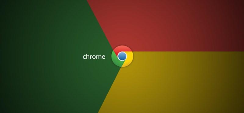 Hasznos újdonság érkezett a Chrome böngészőhöz