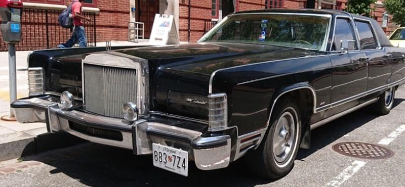 Három amerikai elnök elleni merényletet is megélt a Lincoln Continental