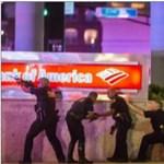 Eldurvult a tüntetés Dallasban, öt rendőr meghalt