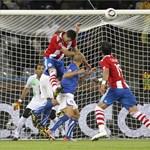 Maradt a döntetlen, komoly veszteség az olasz válogatottban