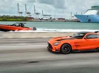2250 lóerős a Mercedes-AMG ötmotoros szivarhajója