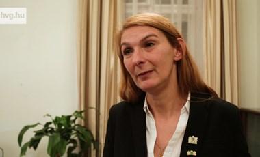Baranyi Krisztina Index-bojkottot hirdet
