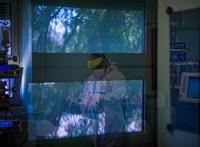 """Az összeomlás küszöbén: """"A lélegeztetett beteg legalább nem agresszív"""""""