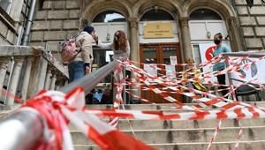 SZFE: tegnap éjfélkor lejárt a határidő, a hallgatók és a sztrájkbizottság nem tágít