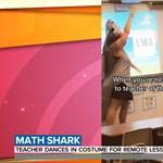 Frappánsan tartja fenn a másodikosok figyelmét egy texasi tanárnő