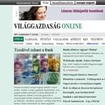 VG: bukhat az adósságcél