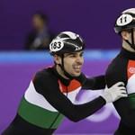 Az olimpiai bajnok Knoch Viktor még nem tudja, hogy folytatja-e