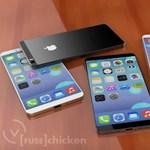 Érdekes Apple-tervek szivárogtak ki