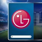 Az LG mondja: ne csak összehajtható, de átlátszó is legyen a telefon
