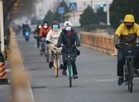Koronavírus: több kínai tartomány csökkentette a készültségi fokozatát
