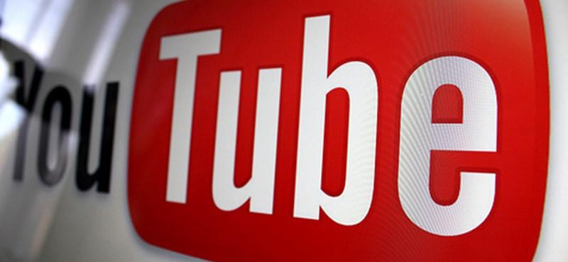 Leállt a YouTube