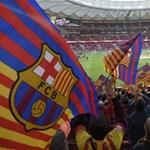 Elképesztő rekordot döntött meg a Barcelona