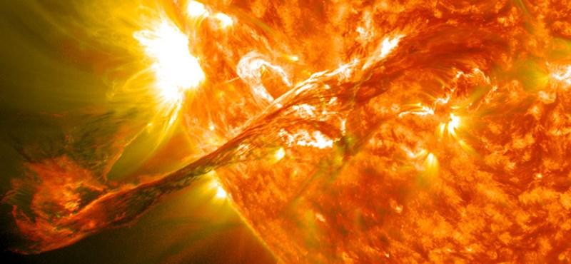 Kozmikus napkitörés nyomaira bukkantak a régészek
