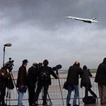 40 éves a Concorde