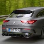 Kecskeméti sportkombi: itt a 421 lóerős puttonyos Mercedes CLA 45