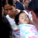 Magához tért a saját temetésén egy hároméves kislány