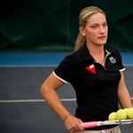 Babos legyőzte cseh ellenfelét Wimbledonban