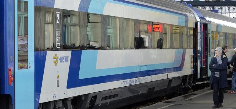Újra lesz Budapest–Berlin éjszakai vonat
