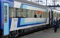 Összesen 210 IC+ kocsit szeretne a MÁV - új mozdonyok nélkül