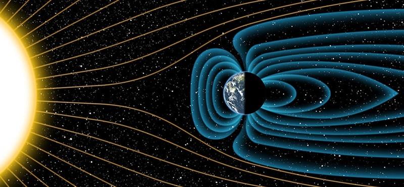 Valami furcsa történik a Föld mágneses pólusával, főleg az Északi-sark közelében