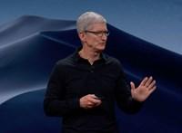 Koronavírus: Tim Cook szerint megnyugtató a kínai helyzet, újranyitják az iPhone-gyárakat