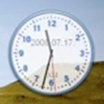 Többfunkciós analóg óra a Windows XP Asztalára, ingyen