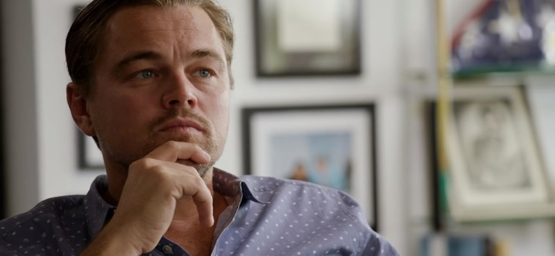 DiCaprio is játszik a filmben, amit Tarantino forgat Charles Mansonról