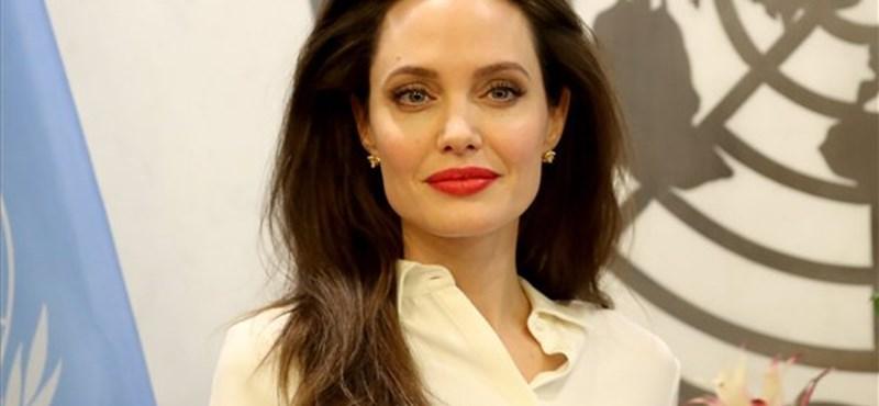Elképzelhető, hogy Angelina Jolie politikusnak áll
