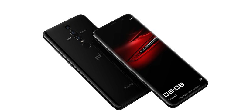 A Huawei és a Porsche csináltak egy androidos telefont, ami 655 ezer forintba kerül