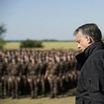Még idén ezer fővel nő a tartalékos katonák száma Magyarországon