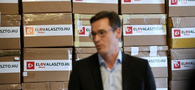 A Jobbik elfogadja a budapesti előválasztás eredményét, és nem támogat másik jelöltet