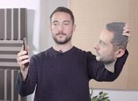 Sok androidos telefon elbukott, az iPhone viszont kiállta a különleges, arcazonosítós próbát