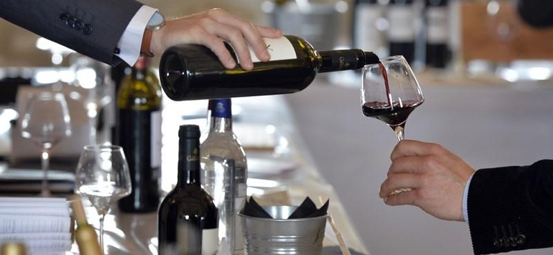 Egy szőlőt alig látott ország versenyzője megleckéztette a borgurukat