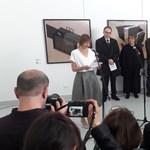 Fantáziakamerákkal nyílt meg a Velencei Biennálé magyar pavilonja – fotók