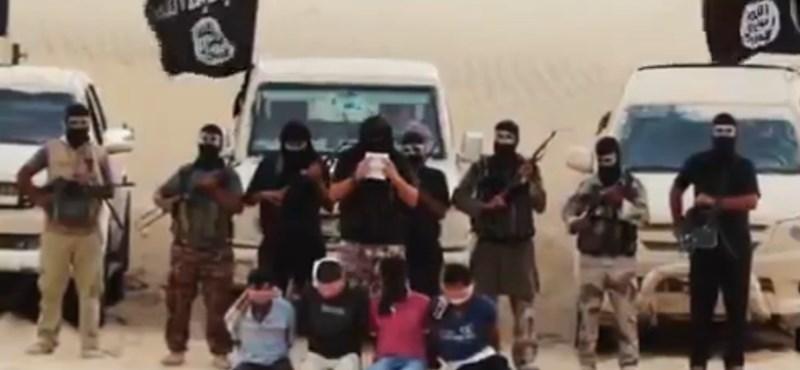 Csecsenek is harcolnak az ISIS oldalán