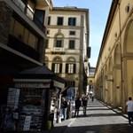 """Újranyitják Firenze """"titkos"""" folyosóját"""
