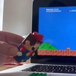 Talán ez a legjobb, ami egy Super Mario-legófigurával történhet –videó