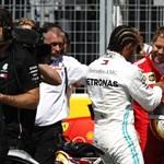 Vettel begőzölt, de nem Hamiltonra haragszik