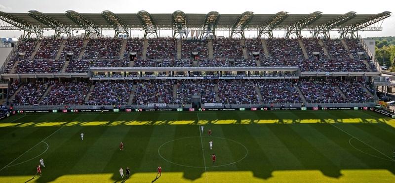 Fizetés nélkül maradtak a Győri ETO focistái