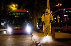 Ismét vészhelyzet kihirdetésére készül a kormány Szlovákiában