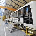 Ma ön is megnézheti az új Alstom metrókocsit