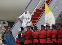 Ferenc az első pápa, aki Irakba látogatott